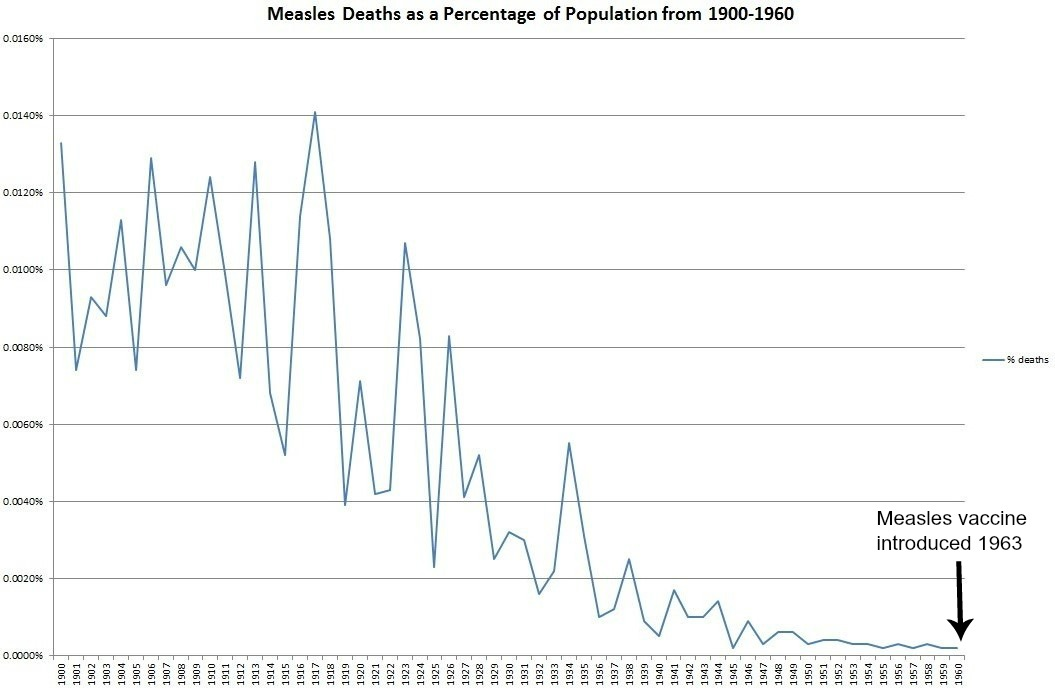 Why We Declined the MMR Vaccine (Part 1- Measles ...